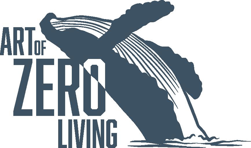 Art of zero living logo